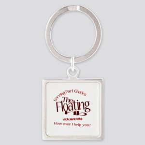 Floating Rib General Hospital Customized Keychains