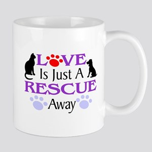 Love & Rescue Mugs