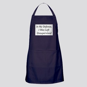 In My Defense Apron (dark)