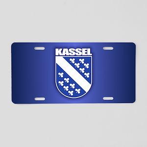 Kassel Aluminum License Plate