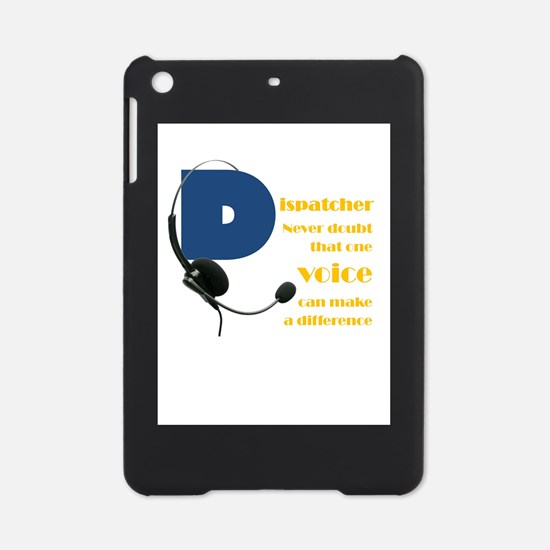 Dispatcher Voice iPad Mini Case