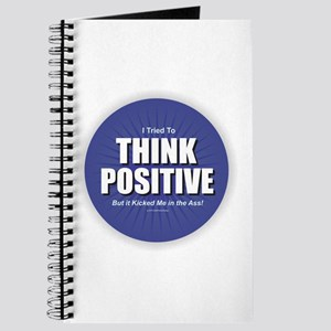 Think Positive Journal