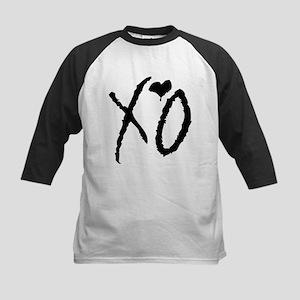 XO valentine day Baseball Jersey