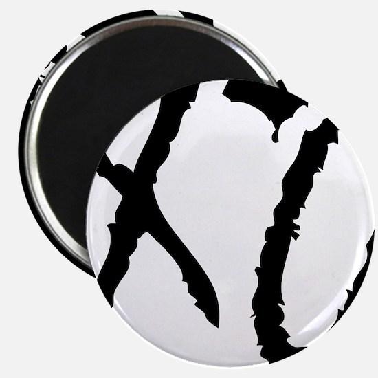 XO valentine day Magnets