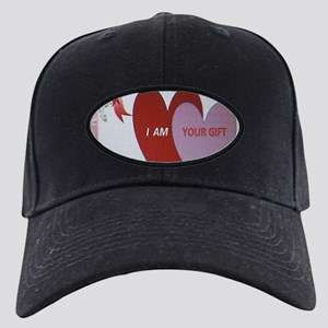 I AM YOUR GIFT Black Cap