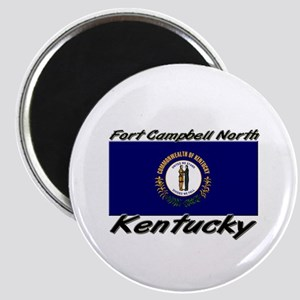 Fort Campbell North Kentucky Magnet