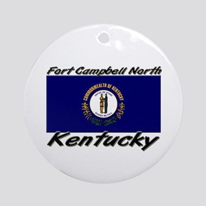 Fort Campbell North Kentucky Ornament (Round)