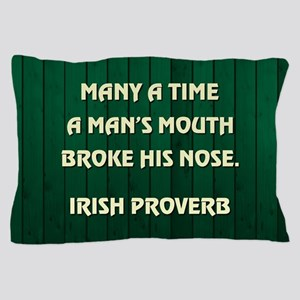 MANY A TIME... Pillow Case