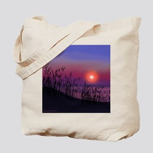Sunrise on the Great Lakes Tote Bag