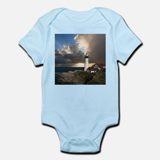Lighthouse Lookout Body Suit