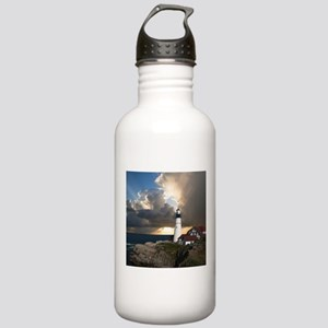 Lighthouse Lookout Stainless Water Bottle 1.0L