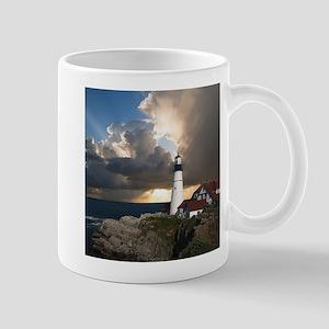 Lighthouse Lookout Mugs