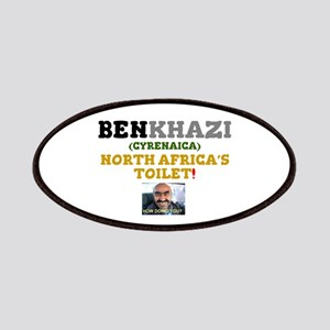 BENGHAZI - BENKHAZI (CYRENAICA) NORTH AFRICA Patch