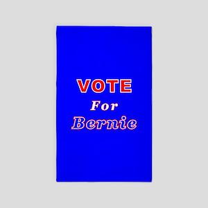 Vote For Bernie Area Rug