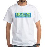 Follow Me White T-Shirt