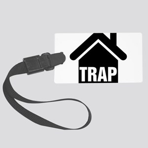 Trap House Large Luggage Tag