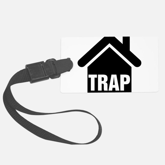 Trap House Luggage Tag