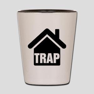 Trap House Shot Glass