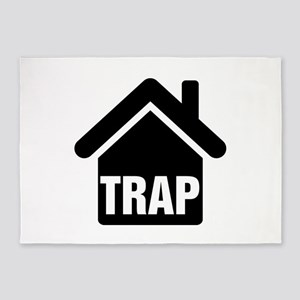 Trap House 5'x7'Area Rug