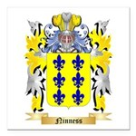 Ninness Square Car Magnet 3
