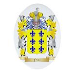 Nini Oval Ornament