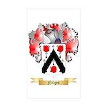 Nilges Sticker (Rectangle 50 pk)