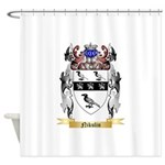 Nikulin Shower Curtain