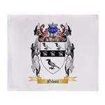 Niksic Throw Blanket