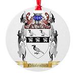 Nikoleishvili Round Ornament