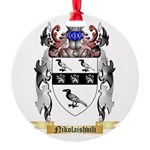 Nikolaishvili Round Ornament