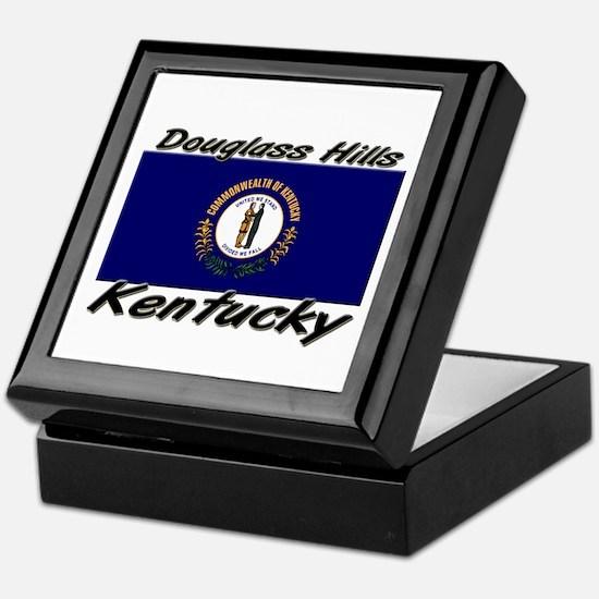 Douglass Hills Kentucky Keepsake Box