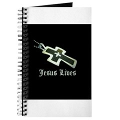 Jesus Lives (resized) Journal