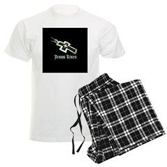 Jesus Lives (resized) Pajamas