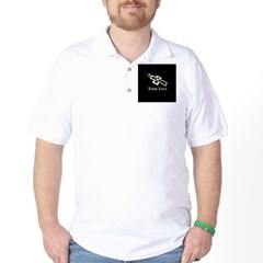 Jesus Lives (resized) Golf Shirt