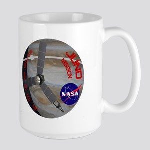 Juno: Program Patch Large Mug
