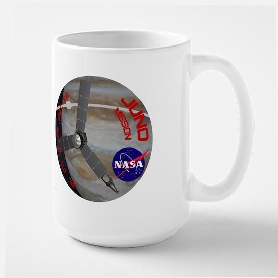 Juno: Program Patch Large Mug
