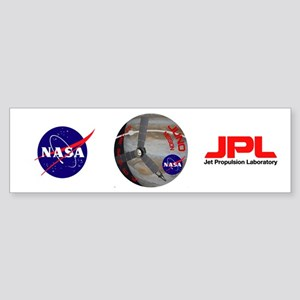 Juno Program Bumper Sticker