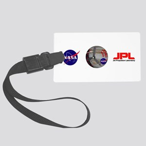 Juno: Program Patch Large Luggage Tag