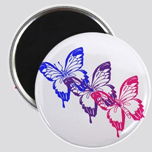 Bisexual Butterfly Magnets