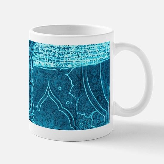 BLUE PATCHWORK Mug
