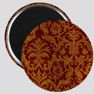 ROYAL RED AND GOLD Magnet
