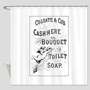Cashmere Soap Shower Curtain