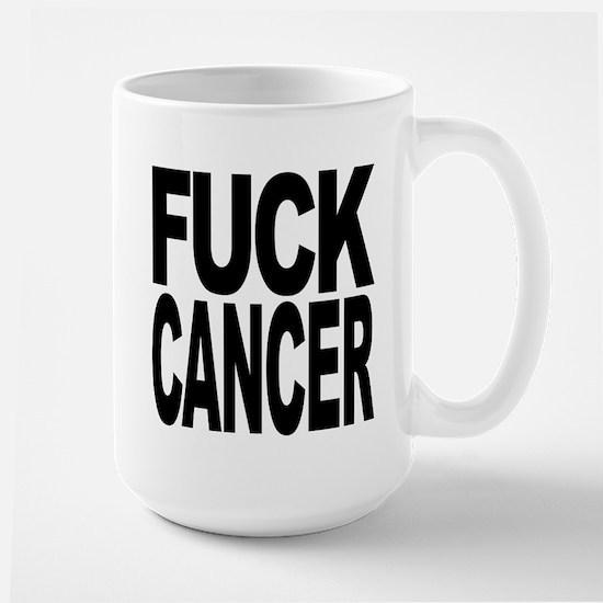 Fuck Cancer Mugs