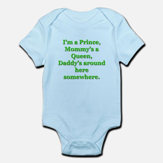 Prince Body Suit