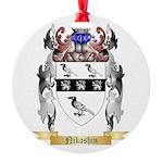 Nikashin Round Ornament