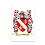 Nijssen 20x12 Wall Decal