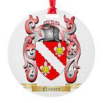 Niissen Round Ornament