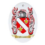 Niissen Oval Ornament