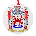 Nihill Round Ornament