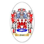 Nihill Sticker (Oval 50 pk)